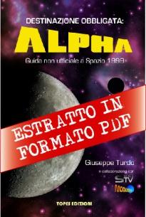 SPAZIO 1999 COVER ESTRATTO